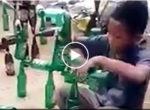 Bottle balancing