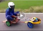 Fast mini car