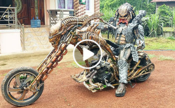 Thai bike predator