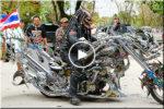 Motorbike monstrum