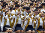 Thai Graduation Ceremonies